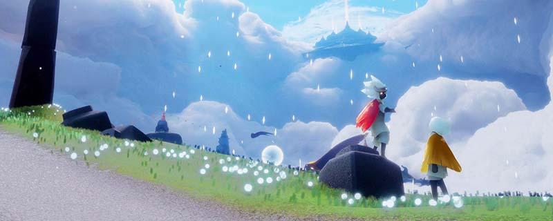 光遇云顶浮石在哪