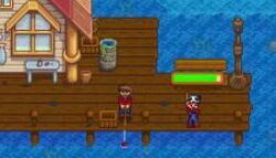 星露谷物语钓鱼技巧 鱼会跑怎么办