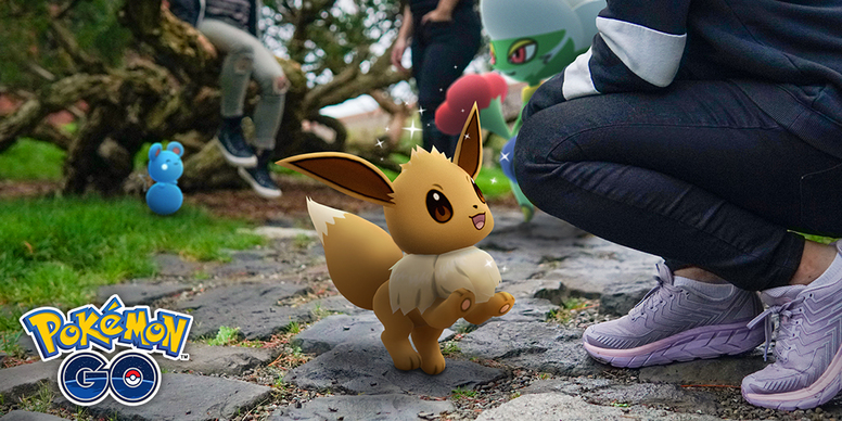 "《Pokemon GO》将推出新功能 ""伙伴趴趴走"""