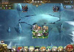 梦幻模拟战手游卡奥斯挑战打法攻略